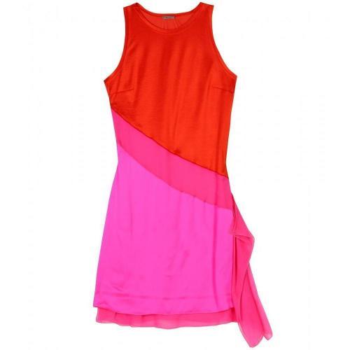 Bottega Veneta Kleid Im Colour-Block Stil