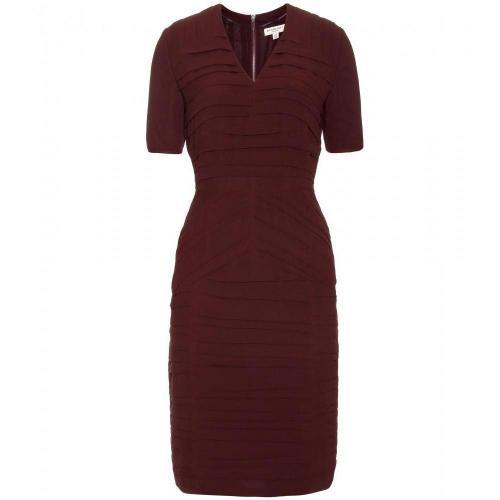 Burberry London Helinas Kleid Mit Layering-Effekt