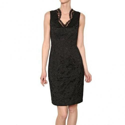 Burberry London Spitzen Stretch Kleid