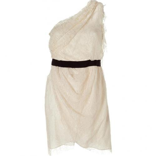 By Malene Birger Cream Lacenia Lace Dress