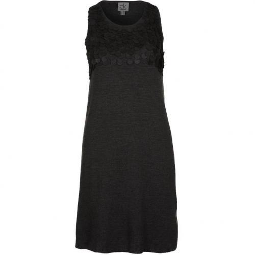 Ck Calvin Klein Kleid schwarz