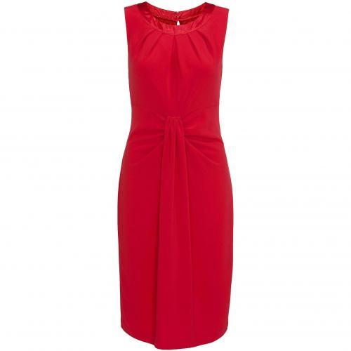 comma Abendkleid rot