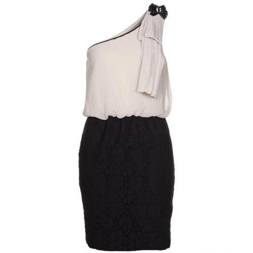 Deby Debo Edenia Cocktailkleid / festliches Kleid ecru/noir
