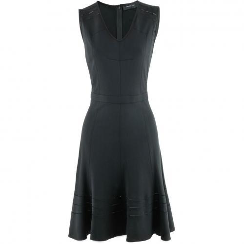 Derek Lam Black Swinging Dress