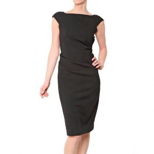 Diane von Furstenberg Gerafftes Strukturiertes Jersey Kleid