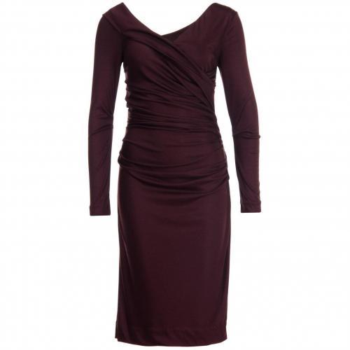 Diane von Furstenberg Kleid Bentley taupe