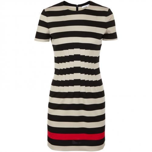 Diane von Furstenberg Kleid Gestreift