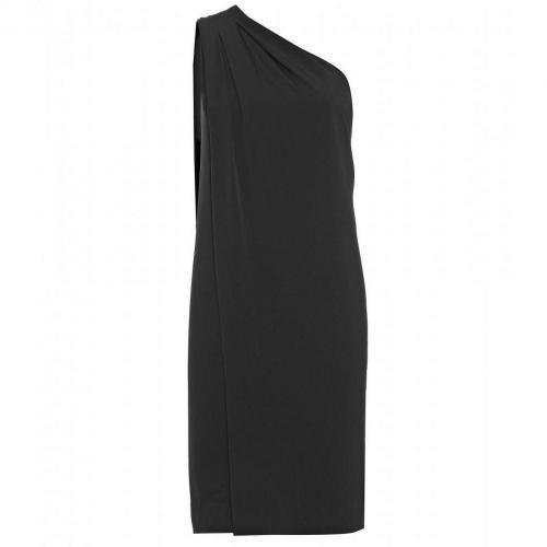 Diane von Furstenberg New Liluye Gewickeltes One-Shoulderkleid
