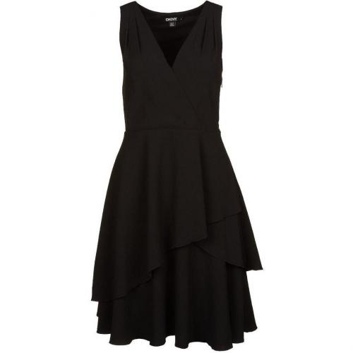 Dkny Cocktailkleid / festliches Kleid black  Ärmellos