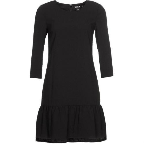 Dkny Cocktailkleid / festliches Kleid black mit Ärmeln