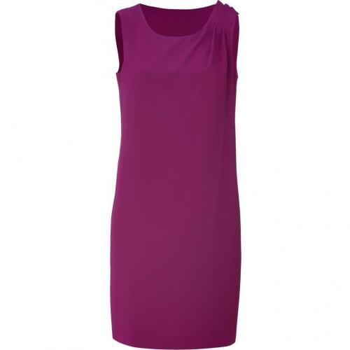 DKNY Dazzling Purple Sheat Kleid