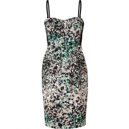 DKNY Malachite Printed Kleid