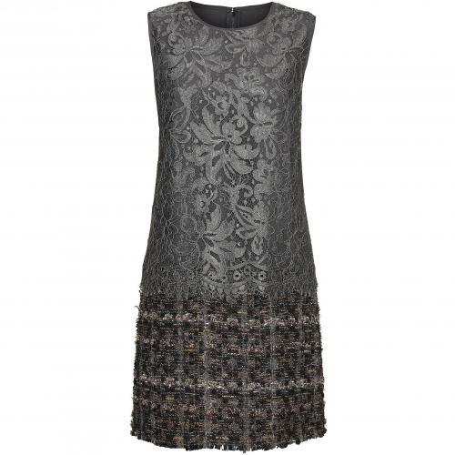 Dolce & Gabbana Kleid grau