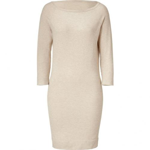 Donna Karan Natural L/S Knitted Kleid