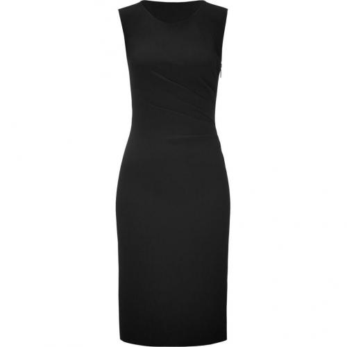Emilio Pucci Black Virgin Wool Sheath Dress