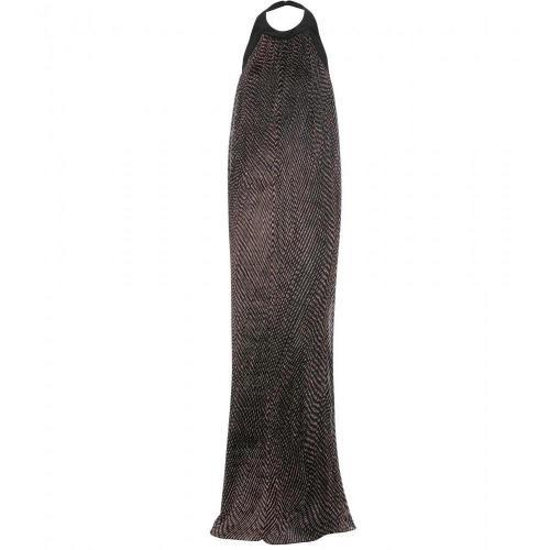 Etro Halterneck Kleid Mit Tiefem Rückenausschnitt