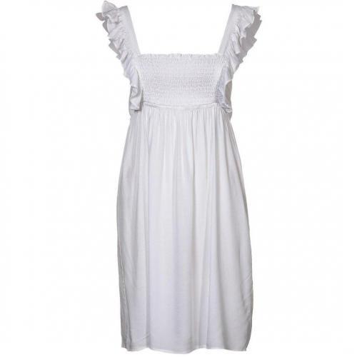 Evaw Wave Rosie Sommerkleid white weiß