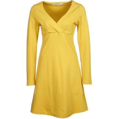 Fairly Jerseykleid gelb