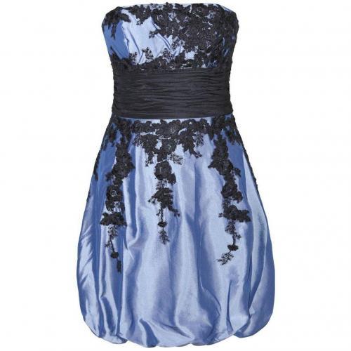 Fashionart Ballkleid blauschwarz