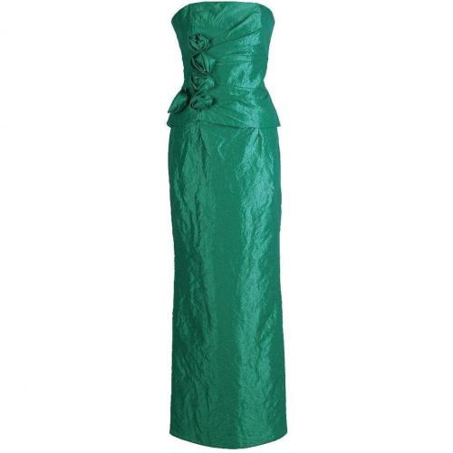 Fashionart Ballkleid dunkelgrün