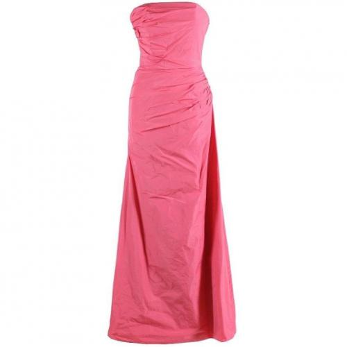 Fashionart langes Ballkleid pink