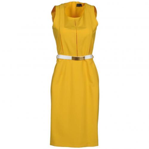 Fendi Minikleid Gelb