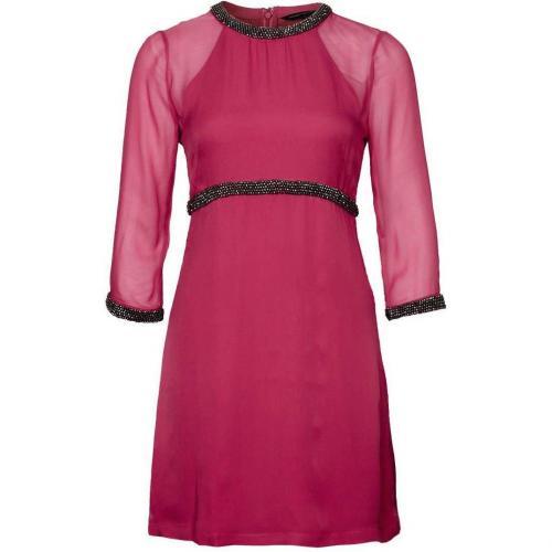 French Connection Magic Marvel Cocktailkleid / festliches Kleid posh pink