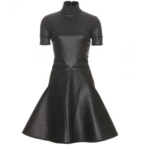 Givenchy Lederkleid