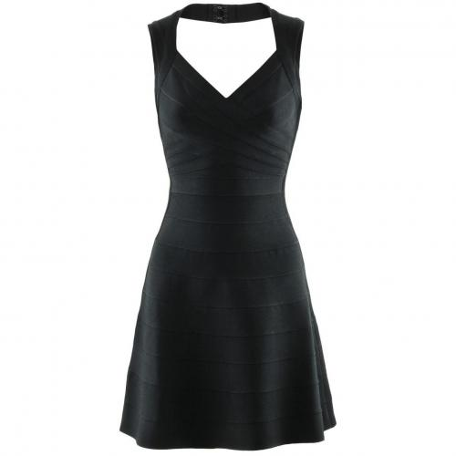 Herve Leger Black Dress Bruna
