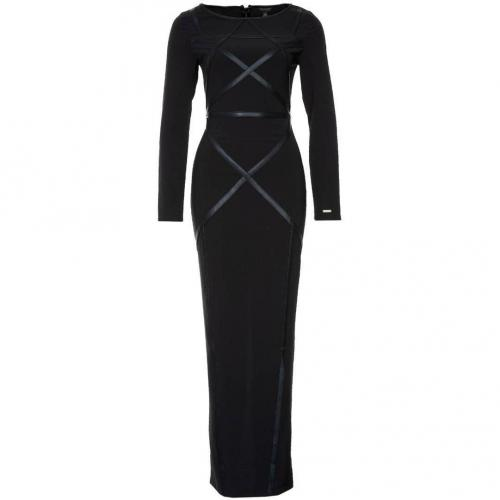 House of Deréon Fitted Maxi Dress Ballkleid black