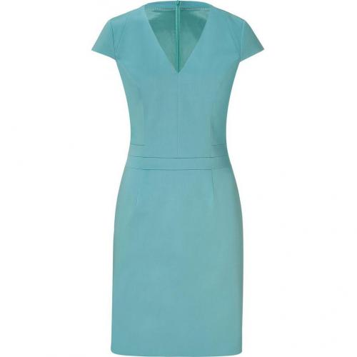 Hugo Ice Blue Cap Sleeve Dress Kirilla