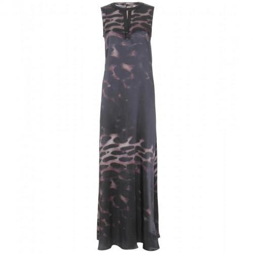 J Brand Print-Kleid Cristen