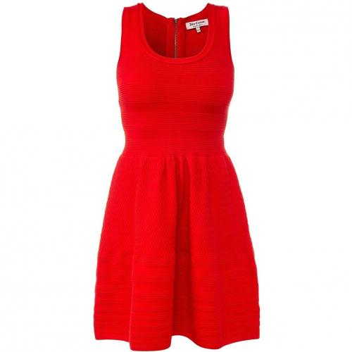 Juicy Couture Strickkleid Rot