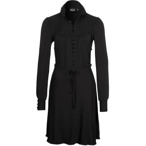 Just Cavalli Blusenkleid black