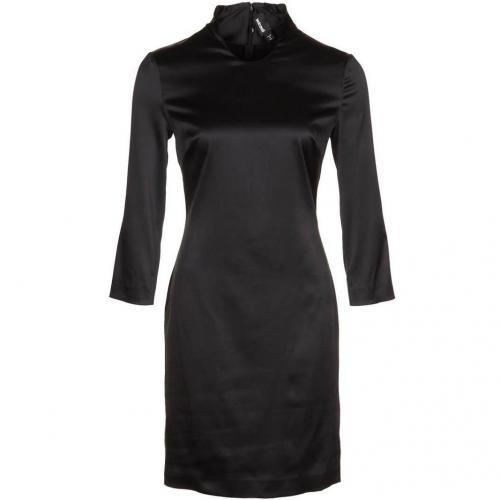 Just Cavalli Blusenkleid schwarz