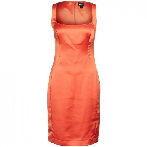 Just Cavalli Cocktailkleid / festliches Kleid orange