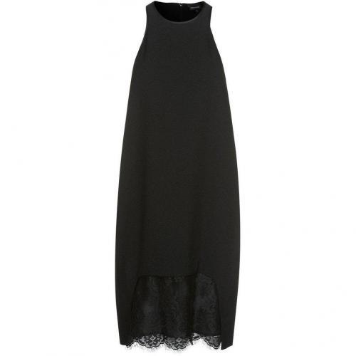 Just Cavalli Cocktailkleid / festliches Kleid schwarz Ärmellos