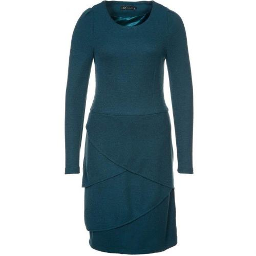 Kala Sydney Dress Strickkleid petrol