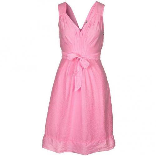 Kookai Candy Jerseykleid pink Ärmellos