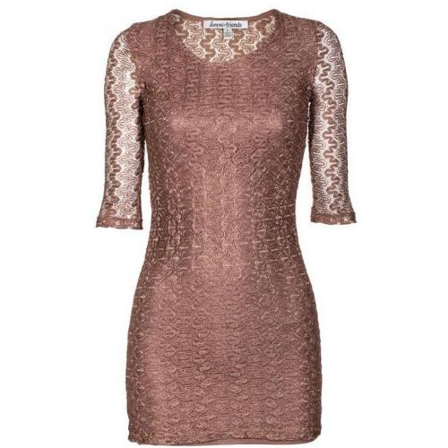 Lovers + Friends Sway Mauve Lace