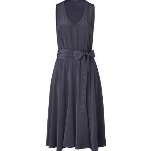 Marc by Marc Jacobs Nine Iron Belted Silk Dress