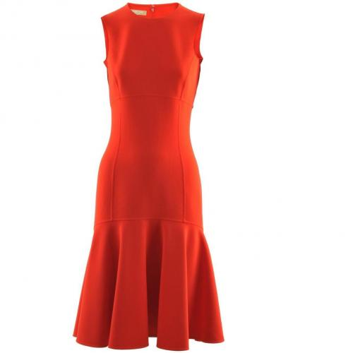 Michael Kors Red Dress Wave