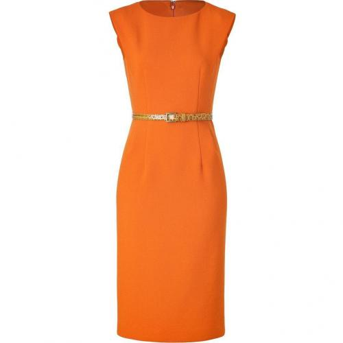 Michael Kors Sunset Wool Dress