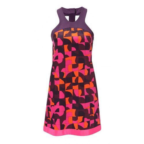 Missoni M Kleid Orange-Pink
