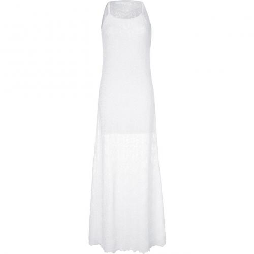 Missoni White Jumper Maxi-Dress