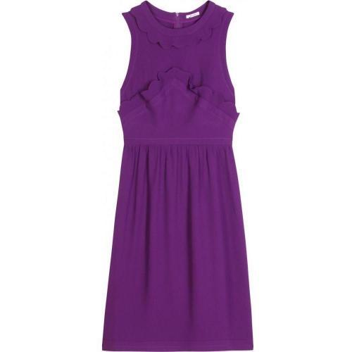 Miu Miu Ruffle Detail Dress