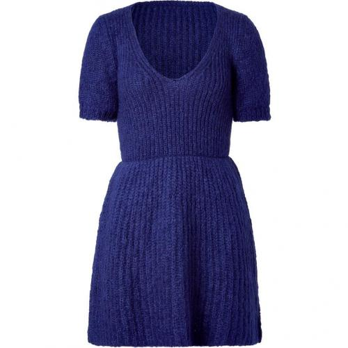 Moschino C&C Azurit Knit Dress