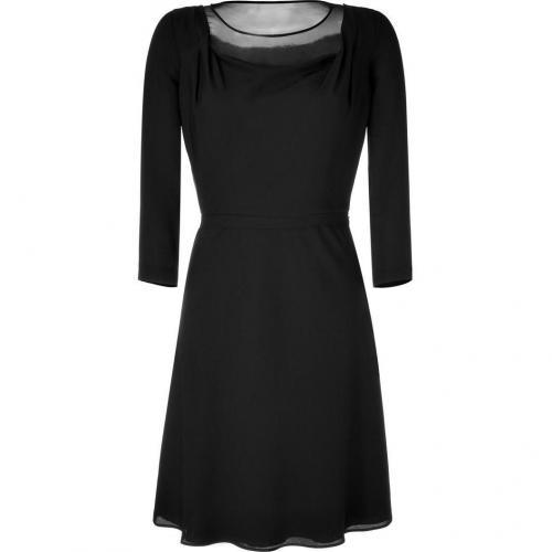 Moschino C&C Black 3/4 Sleeve Dress