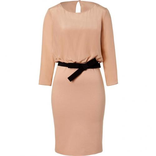 Moschino C&C Colonial Rose Combo Dress