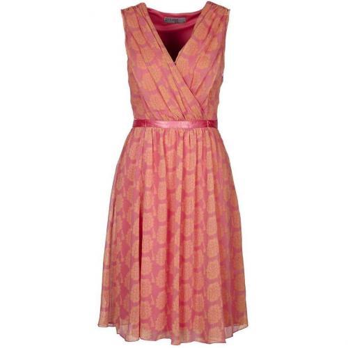Privée Ashmore Sommerkleid rose fluo